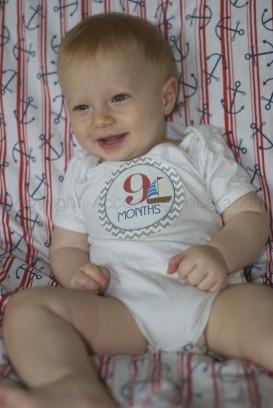 Nine Months Old!